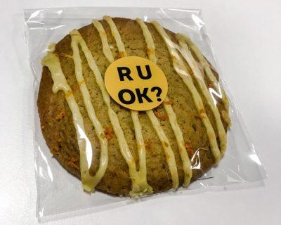 Rookie Cookie R U OK Day 2