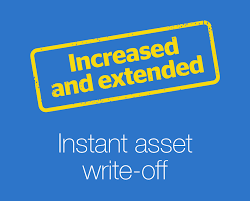 Instant Asset Write off photo
