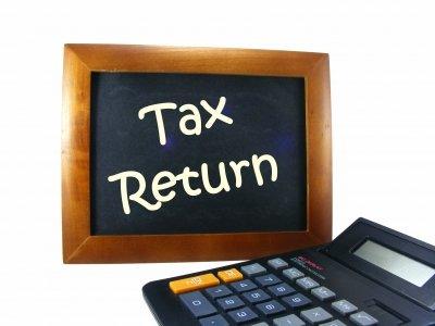 2020 tax return